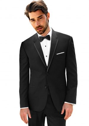 Black-Michael-Kors-Wedding-Tuxedo
