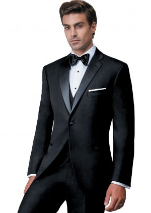 Black-Slim-Fit-Notch-Wedding-Tuxedo