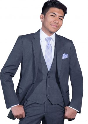 Charcoal-Grey-Prom-Suit