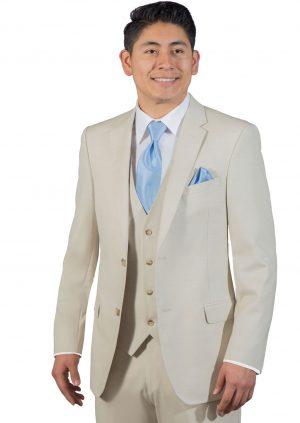 Tan-Khaki-Suit
