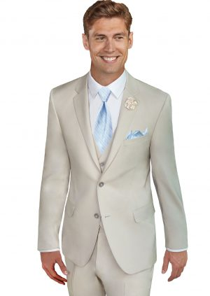 Tan-Khaki-Wedding-Suit