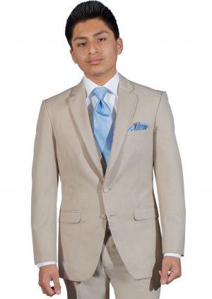 Tan-Khaki-Prom-Suit