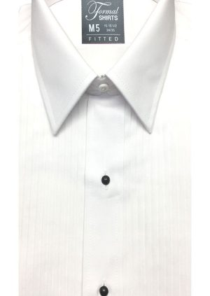 White-Fitted-Laydown-Collar-Tuxedo-Shirt